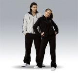 Classic hooded training tracksuit