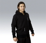 Capri warming up hooded top