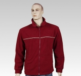 men's fit fleece top
